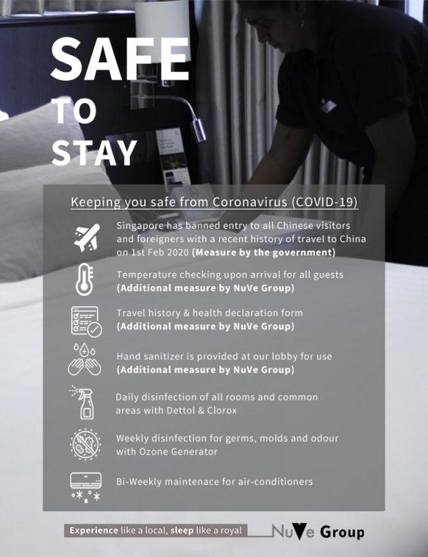 Singapore Coronavirus Hotel